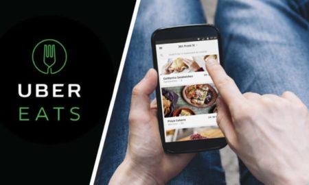 Uber Eats header
