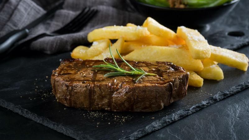Hussar Grill steak