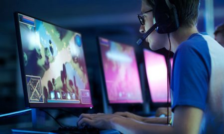Online PC gaming