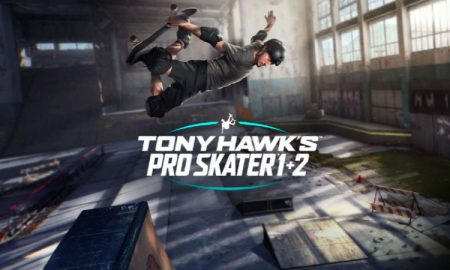Tony Hawk Pro Skater remake
