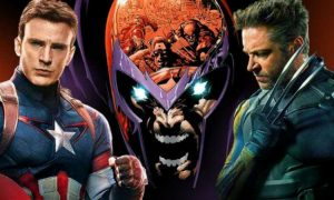 Xmen Avengers