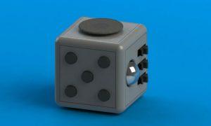 Fidget Cube header