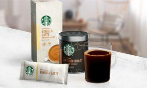 Starbucks instant
