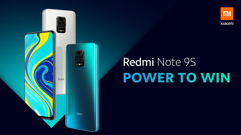 Xiaomi Redmi Note 9S header