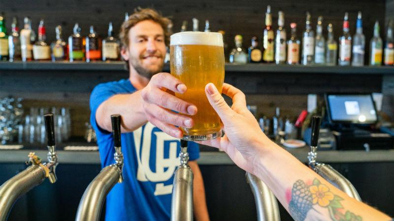 Beer serve
