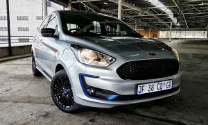 Ford Figo Blu header