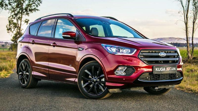 Ford Kuga header