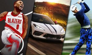 Review NBA 2K21 Project Cars PGA Tour 2K21