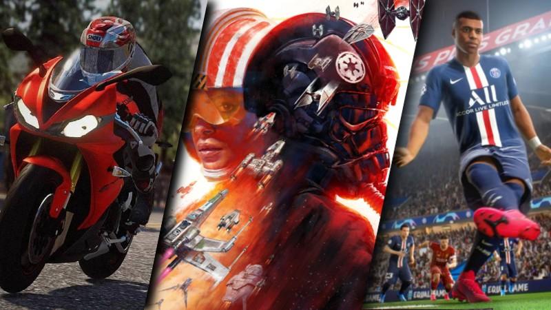 Ride 4 Star Wars Squadrons FIFA 21