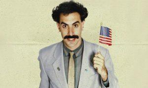Sasha Baron Cohen Borat 2