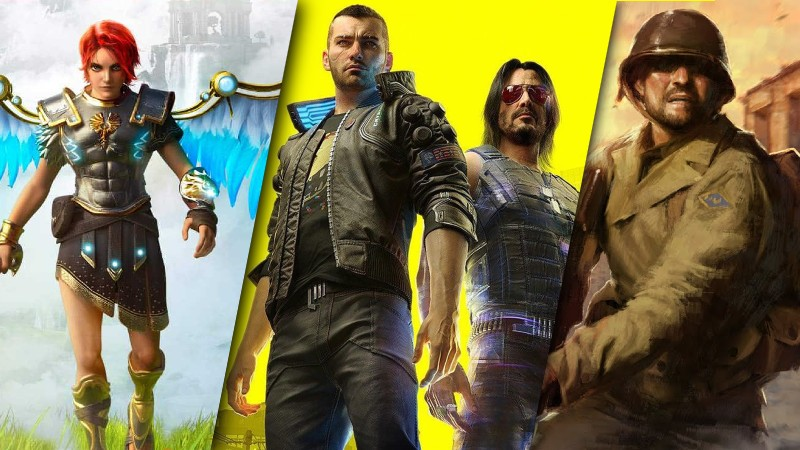 Games of December 2020