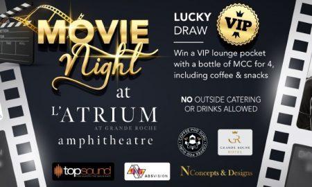 Latrium movie night