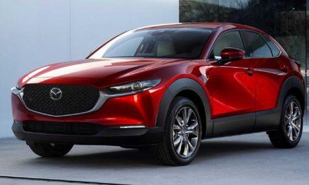 Mazda Cx30 hero