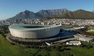 Cape Town Stadium Business Lounge