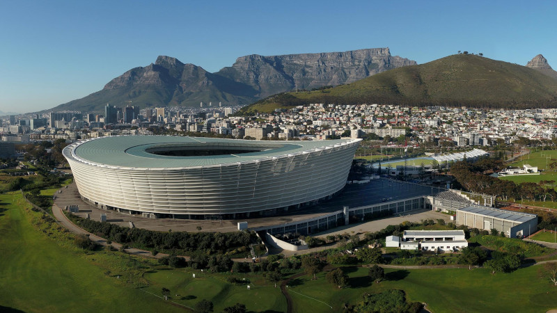 Cape Town Stadium Business Lounge