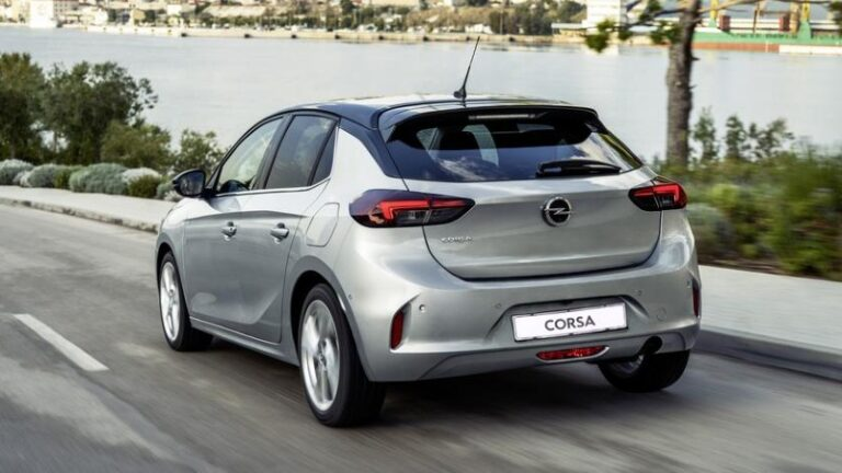 New Opel Corsa 2021: Details, Price, & What You Need to ...