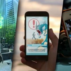 AR games smartphone