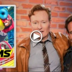 Conan Clueless Gamer Arms video