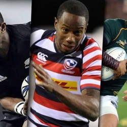 Worlds fastest rugby players